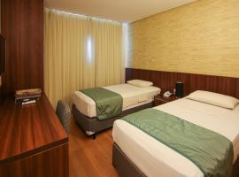 Hotel Serrano, hotel in Campina Grande
