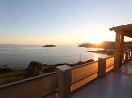 Poseidon Beach Villas, pet-friendly hotel in Sounio