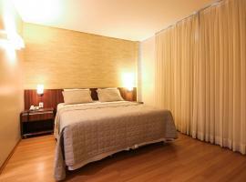 Hotel Serrano, отель в городе Кампина-Гранди