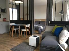 Appartements Les Rochelais, beach hotel in La Rochelle