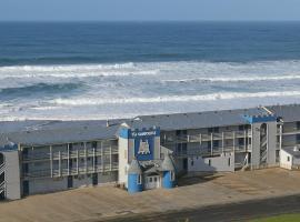 Sandcastle Beachfront Motel, motel in Lincoln City