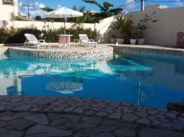 Pousada Porto Villas, hotel in Lauro de Freitas