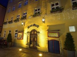 Gasthaus Zur Noll, hotel i Jena