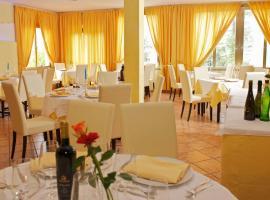 Hotel La Meridiana, отель в Урбино