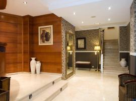 Hotel Casa Roman, hotel en Sanxenxo