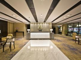 Ambassador Transit Hotel - Terminal 3, hótel í Singapúr
