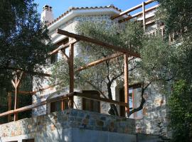 Villas Zoe, hotel near Lalaria Beach, Skiathos