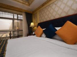 Al Rawda Royal Inn, hotel in Medina