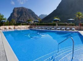 Apartamentos Baja Del Secreto, hotel en Valle Gran Rey