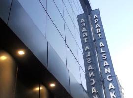 Hotel Apart Alsancak, appartement in İzmir