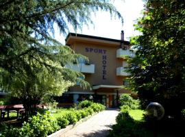 Hotel Sport, hotel a Levico Terme