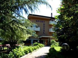 Hotel Sport, hotel near Terme of Levico and Vetriolo, Levico Terme