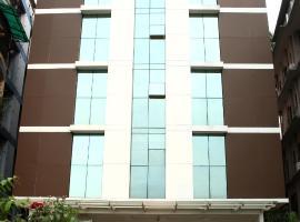 Hotel SJ International, hotel in Guwahati