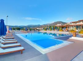 Miramare Resort & Spa, beach hotel in Agios Nikolaos