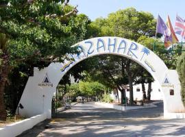 Camping Azahar, pet-friendly hotel in Benicàssim