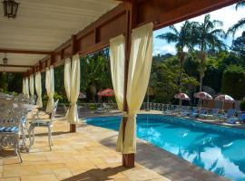 Biazi Paradise Hotel, hotel em Serra Negra