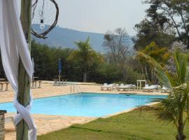Pousada Tabuleiro, pet-friendly hotel in Carmo do Rio Claro
