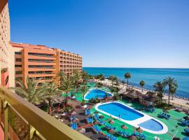 Sunset Beach Club Hotel Apartments, serviced apartment in Benalmádena