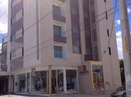 Etiqueta Hotel, hotel em Santa Cruz do Capibaribe