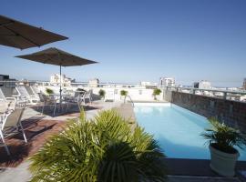 アメリカス ベニドーム ホテル、リオデジャネイロ、コパカバーナのホテル