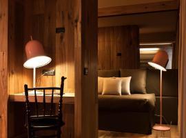 Alexander Charme Hotel, hotel a Livigno