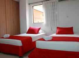 Apartahotel Los Cerezos, apartamento en Neiva