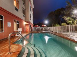 Best Western Plus Cecil Field Inn & Suites, hotel in Jacksonville