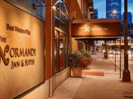 Best Western Plus The Normandy Inn & Suites, hotel in Minneapolis