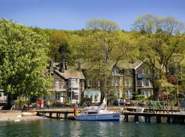 The Waterhead Hotel, pet-friendly hotel in Ambleside