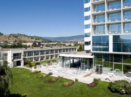 Best Western Plus Kelowna Hotel & Suites, hotel in Kelowna