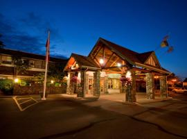 Best Western Plus Emerald Isle Hotel, hotel near Glen Meadows Golf & Country Club, Sidney