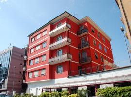 Hotel Piccolo, hotel Veronában