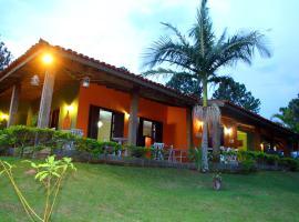 Segredos da Serra Casa & Pousada, hotel perto de Lago Querência, Serra Negra