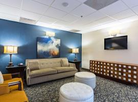 Best Western Northwest Corpus Christi Inn & Suites, отель в Корпус-Кристи