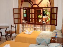 Hotel Villa Florencia Centro Histórico, hotel in San Salvador