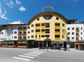 Hotel Liebe Sonne, hotel in Sölden