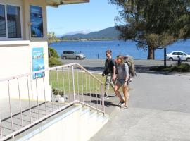 Te Anau Lakefront Backpackers, hotel in Te Anau