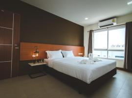 deVloft hotel Korat, hotel in Nakhon Ratchasima