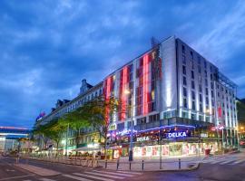 IntercityHotel Wien, отель в Вене