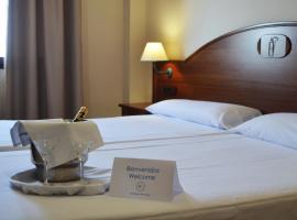 Hotel Reyes Ziries, hôtel à Albolote près de: Aéroport de Grenade-Federico García Lorca - GRX