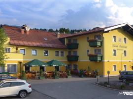 Hotel-Gasthof Feichter, hotel in Schladming