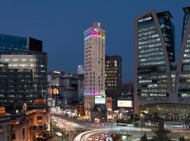 Aloft Seoul Myeongdong, accessible hotel in Seoul