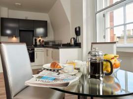 Braid Apartments by Mansley, serviced apartment in Edinburgh