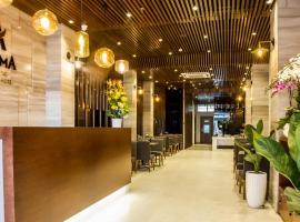 Aroma Nha Trang Boutique Hotel, hotel near Nha Trang Airport Bus Station, Nha Trang