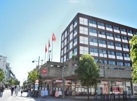 Thon Hotel Kristiansand, hotel near Kristiansand Zoo and Amusement Park, Kristiansand