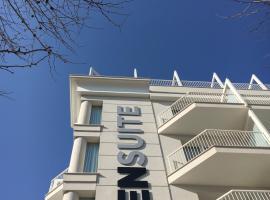 Residence Ten Suite, appartamento a Rimini