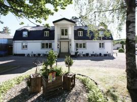 Hällsnäs Hotell & Restaurang, hotel near Gothenburg Landvetter Airport - GOT, Mölnlycke