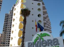 Riviera Beachotel - Adults Only, hotell sihtkohas Benidorm
