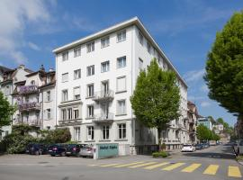 Hotel Alpha, hotel in Lucerne