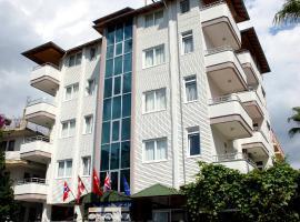 Sempati Apart Hotel, отель в городе Аланья, рядом находится Alanya State Hospital